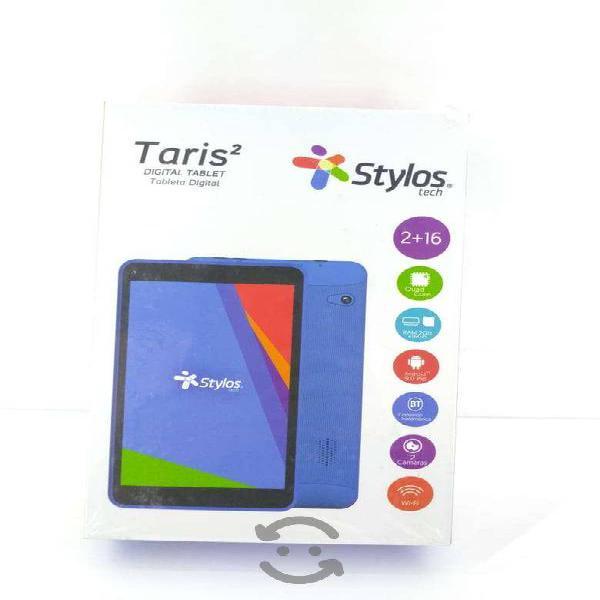 Tablet digital taris stylos
