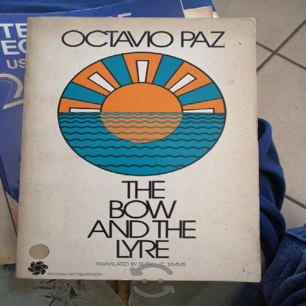 The bow and the lyre octavio paz