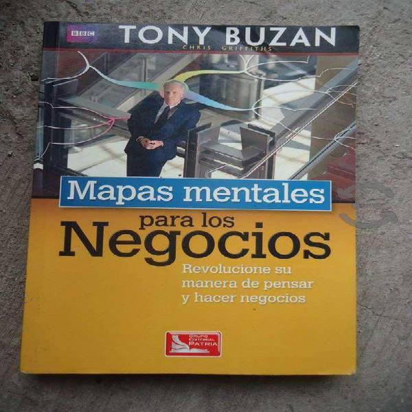 Tony buzan mapas mentales para los negocios