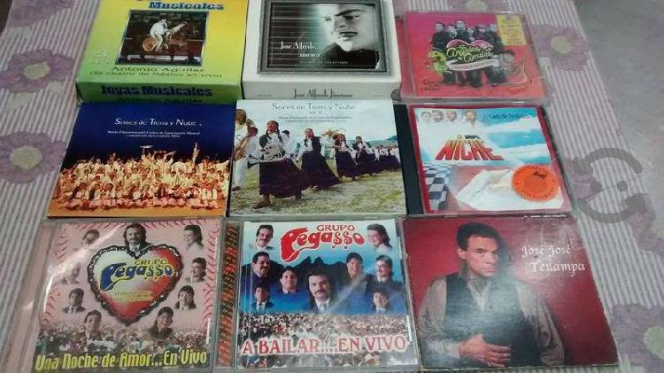 V/c cds originales varios artistas