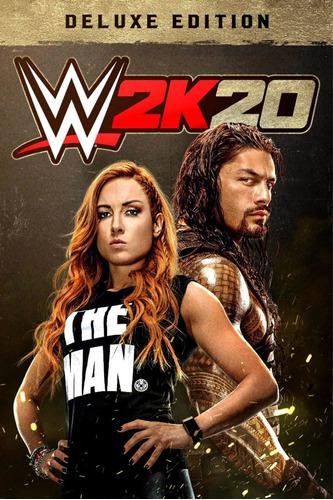 Wwe 2k20: deluxe edition | juego completo | xbox one