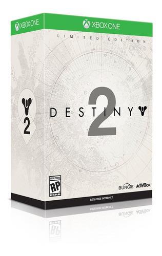 Xbox one - destiny 2 limited edition - edicion limitada