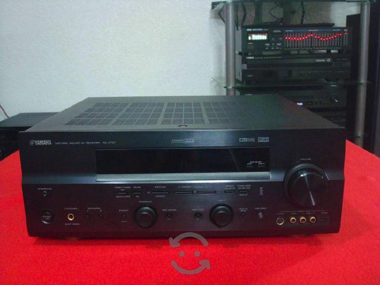 Yamaha receiver rx-v757