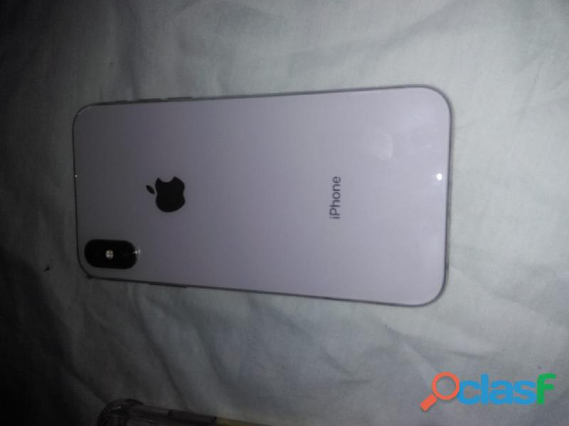 Iphone x 64 gb 3 meses de uso