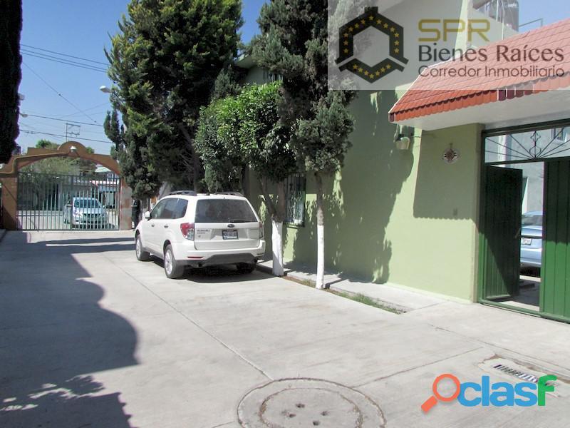 Se renta departamento, 1 recamara, ejidos de san andres, ecatepec