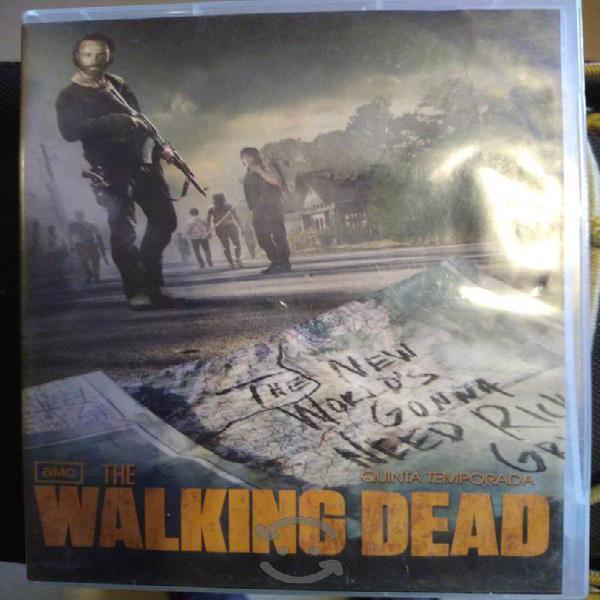 Series the walking dead