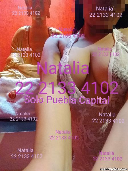 Natalia Morena Fogosa Señora Casada Apretadita (Puebla)