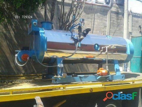 CALDERA NUEVA DE 60 HP PARA GENERAR VAPOR 2