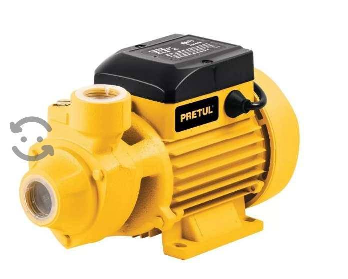 Bomba eléctrica periférica para agua 1/2 hp para t