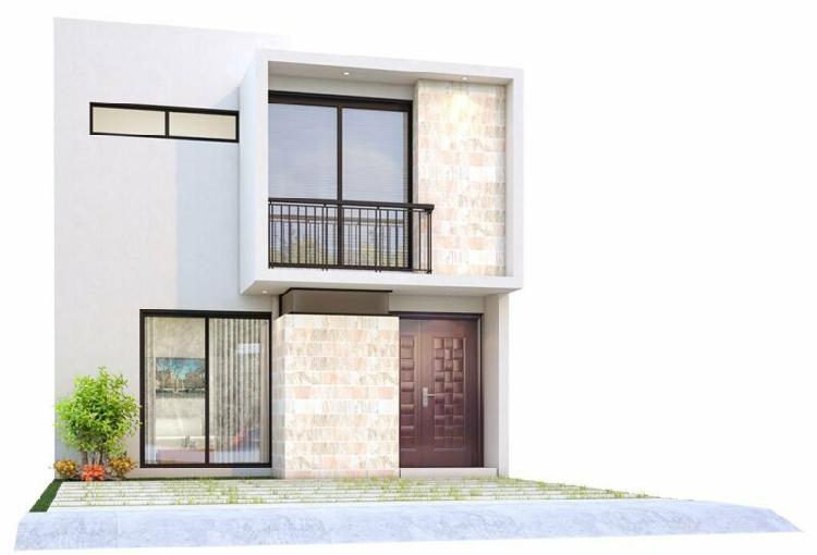 Casa en venta en valle real, soledad de graciano sánchez, 3
