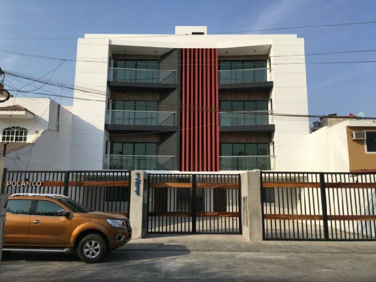Departamento en venta en polanco en mazatlan