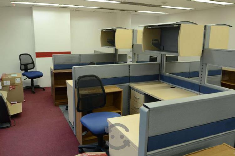 Estación de trabajo para oficina