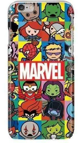 Funda avengers marvel logo comics comic super heroes bebes