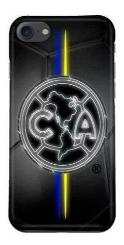 Funda case america campeon escudo futbol toda marca celular