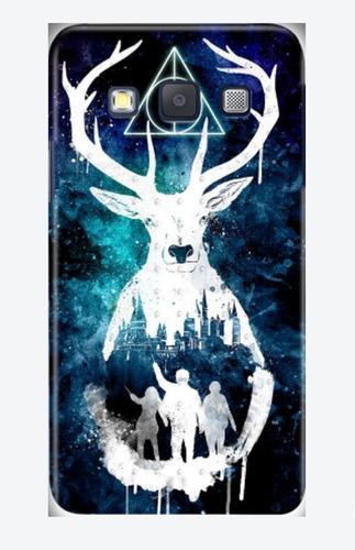 Funda harry potter ciervo magia protector todas las marcas