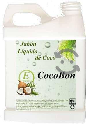 Jabon potasico plaguicida biodegradable natural