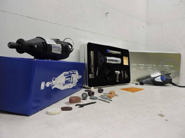 Kit dremel soplete, grabador y mototool