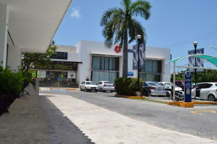 Local comercial en renta, plaza del angel, cancún.