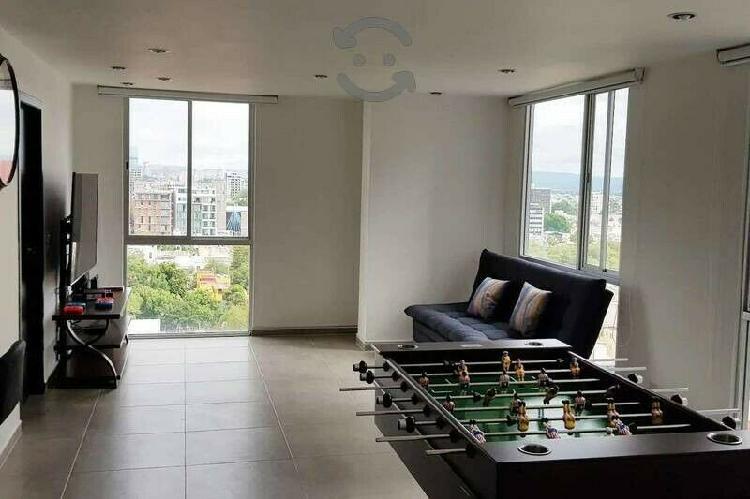 Moderno departamento amueblado en av. chapultepec 12