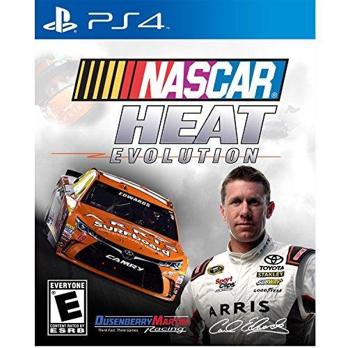 Nascar calor evolución (ps4) - playstation 4