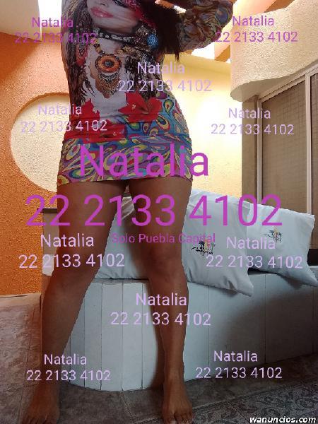 Natalia Morena Fogosa Disfrutemos de un Momento Fantástico