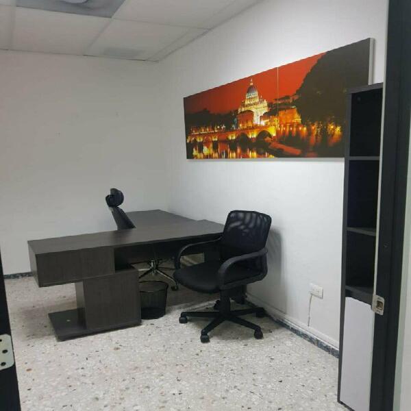 Renta de oficinas equipadas privadas para una o mas personas