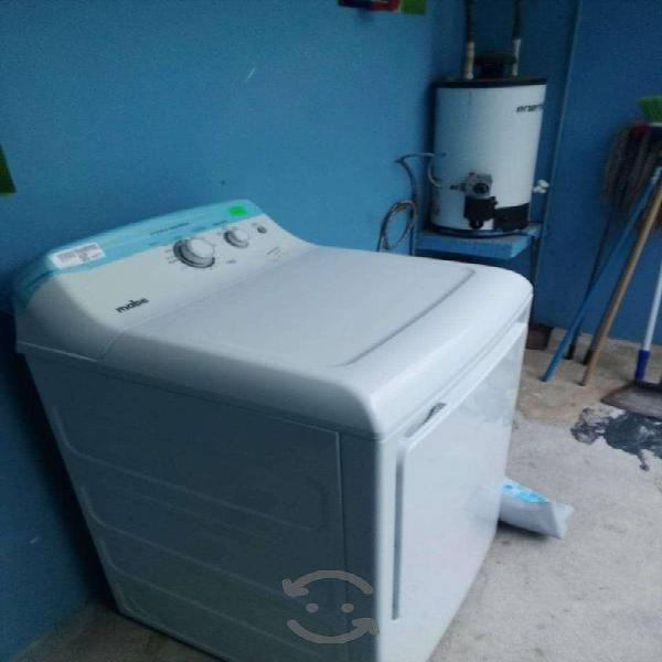 Secadora nueva de gas
