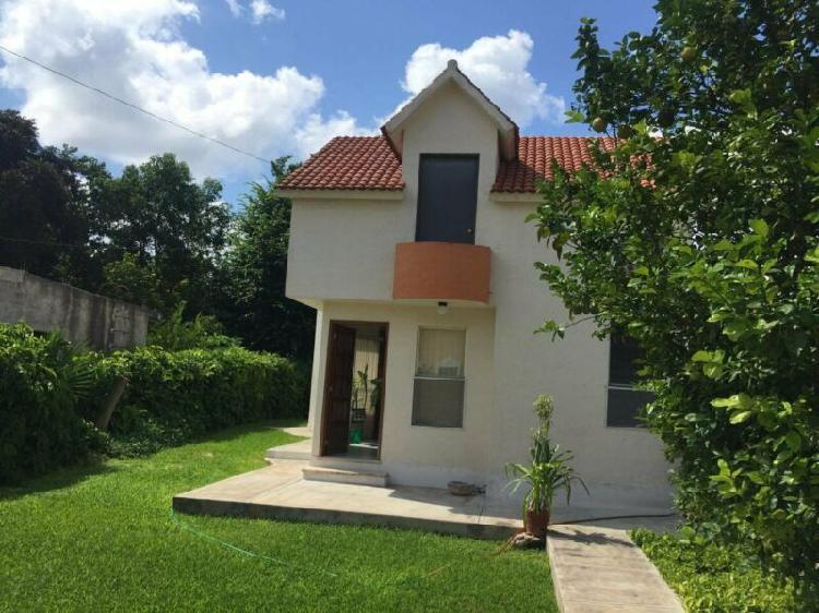 Casa ewn venta en cholul