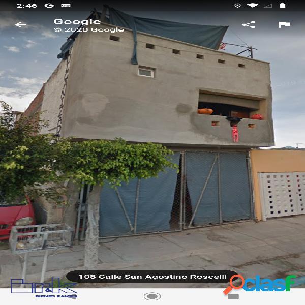 Casa en venta en villas de san nicolas 2da sección
