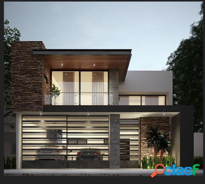 Casa venta amorada carretera nacional santiago n.l. $5,150,000