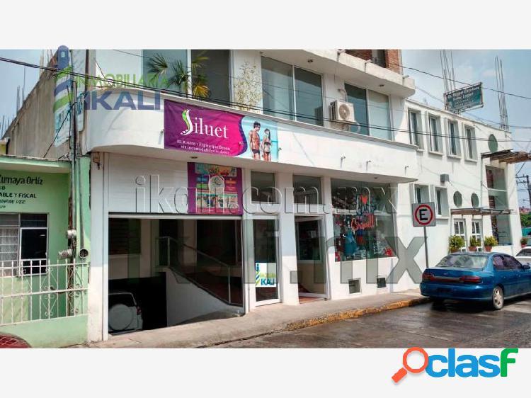 Renta oficina centro tuxpan veracruz 20 m² primer piso, tuxpan de rodriguez cano centro