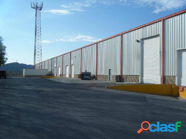 En renta naves industriales en parque industrial