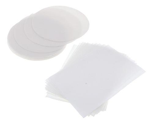 20 piezas cuadrados papeles de horno papel de hornear cocina