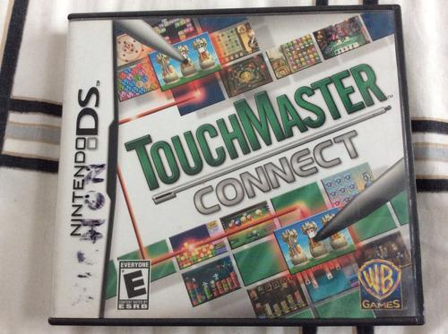 Juegos nds 3x2 touch master connect