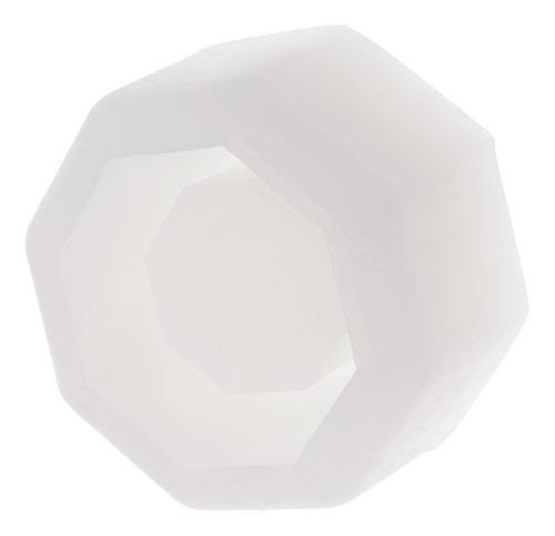 Molde De Hornada Silicón Forma De Octágono Moldes Para