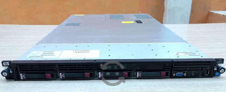 Servidor proliant hp dl360 g7 48gb ram 2xeon x5667