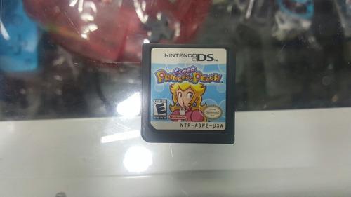 Super princess peach ds físico y original juego suelto