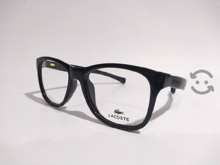 Armazon oftalmico lacoste lentes sport original