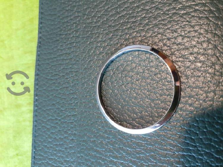 Bicel rolex liso de acero