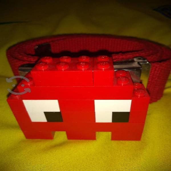 Cinturón lego pacman