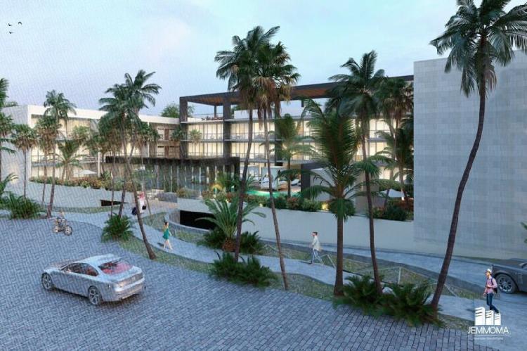 Departamento a la venta en playacar, riviera maya