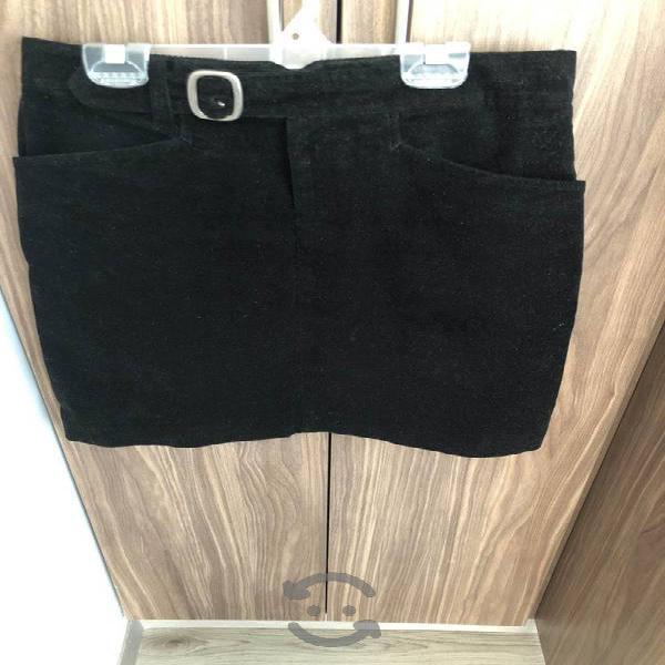 Falda de pana talla 4 | 28 marca annex