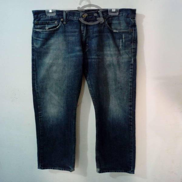 Jeans hombre - levis 514 azul