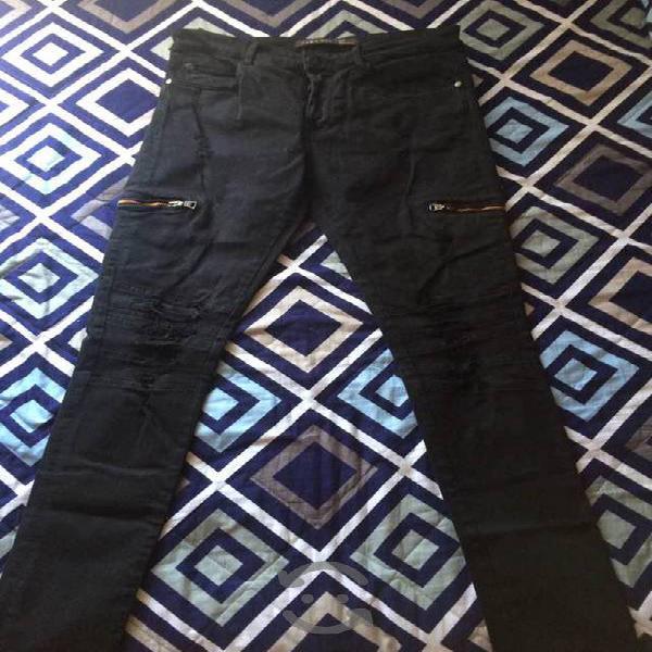 Pantalón zara para hombre