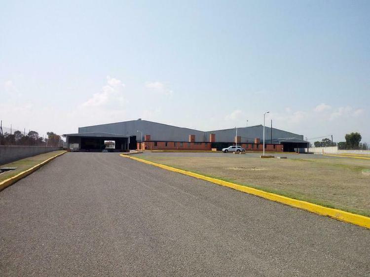 Parque industrial en polototlán, estado de méxico