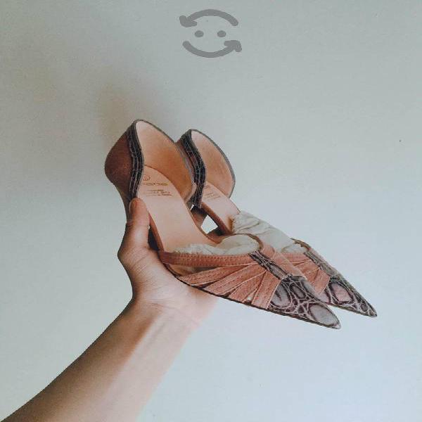 Regalo 10 de mayo zapatos prada originales