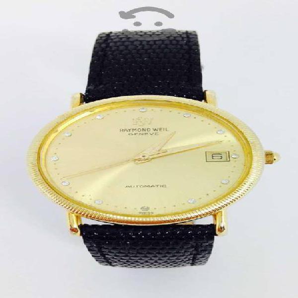 Reloj automatico raymond weil