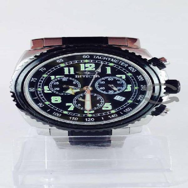 Reloj cronógrafo marca invicta original -15%