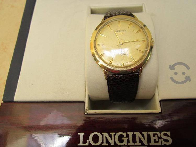 Reloj longines antiguo original oro 10k