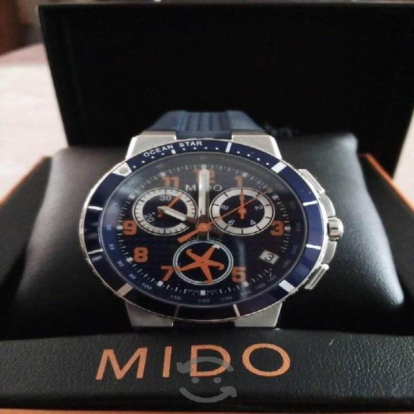 Reloj mido ocean star sport
